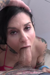 Joanna Angel Stretching Out Pre Work Out