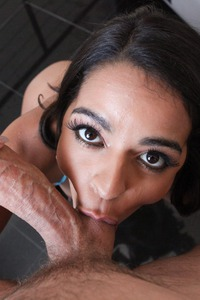 Vienna Black Gets Cum On Her Face And Gorgeous Tight Body