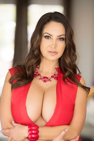 Boobed Ava Addams Drilled Hard